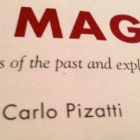 by Carlo Pizatti, sorry...Piumati, no, sorry, Pizzati!