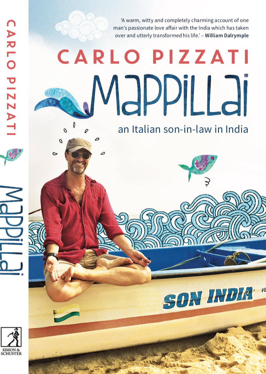 Mappillai Front Cover with quote