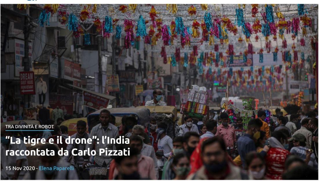 affari internazionali intervista tigre e drone